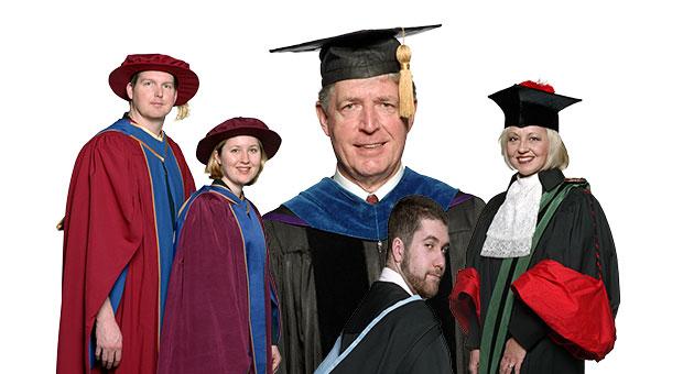 Academic Regalia | Graduation at UBC