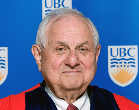 2011 Honorary Degree Recipient (Spring) - Jack Austin (large)