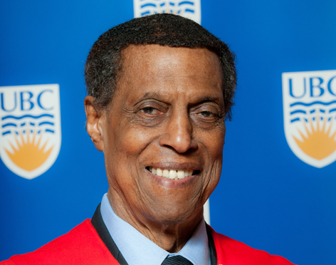 2011 Honorary Degree Recipient (Spring) - Leon Bibb (large)