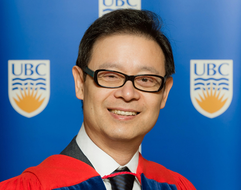 2011 Honorary Degree Recipient (Spring) - Thomas Fung (large)