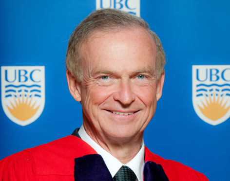 2011 Honorary Degree Recipient (Spring) - Jim McEwen (large)