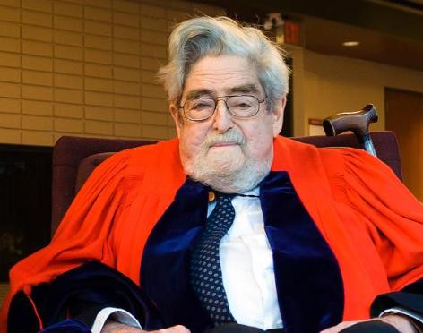 2010 Honorary Degree Recipients (Fall) - Nirenberg (large)