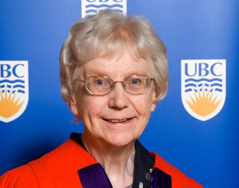 2008 Honorary Degree Recipients - Margaret-Ann Armour