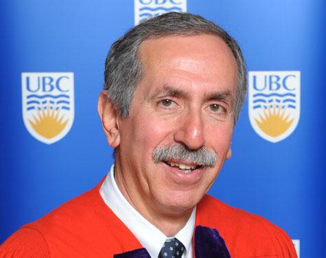 2009 Honorary Degree Recipients - Alan Bernstein