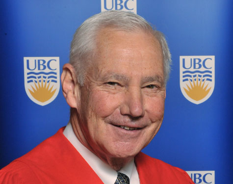 2009 Honorary Degree Recipients - Stanley Falkow