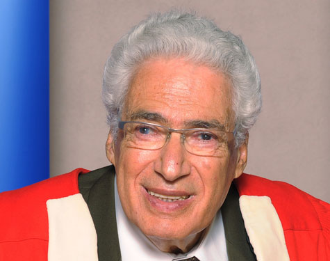 2009 Honorary Degree Recipients - Irving A. Guttman