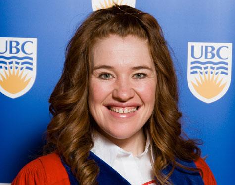 2008 Honorary Degree Recipients - Clara Hughes