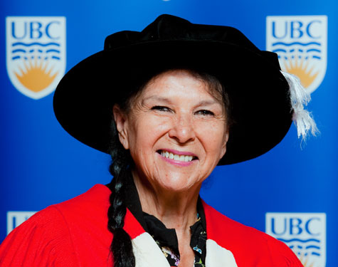 2010 Honorary Degree Recipients - Alanis Obomsawin