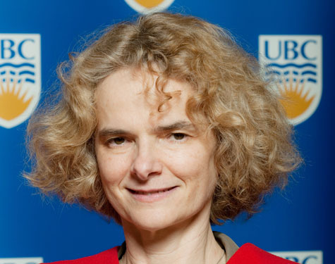 2010 Honorary Degree Recipients - Nora Volkow