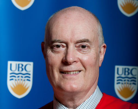 2010 Honorary Degree Recipients - Ian Wallace